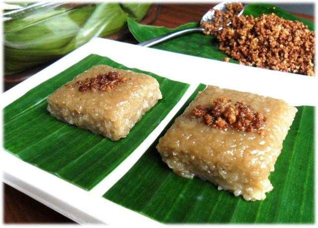 how to make sinukmani topping