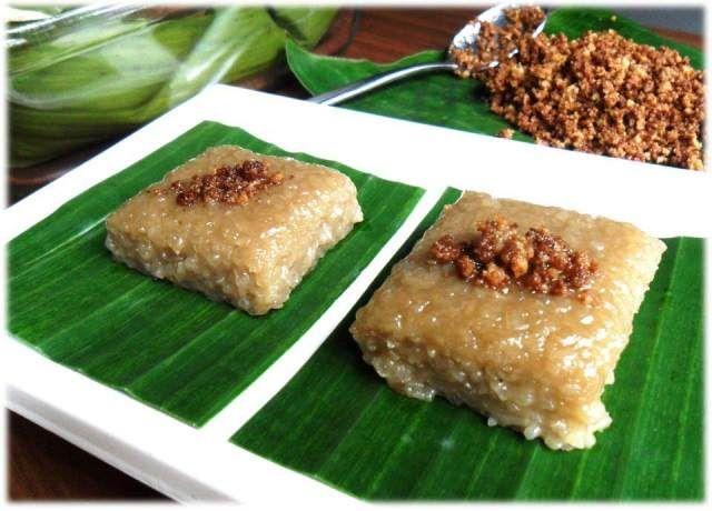 Biko (Sweet Sticky Rice) | Sweet sticky rice, Sticky rice ...