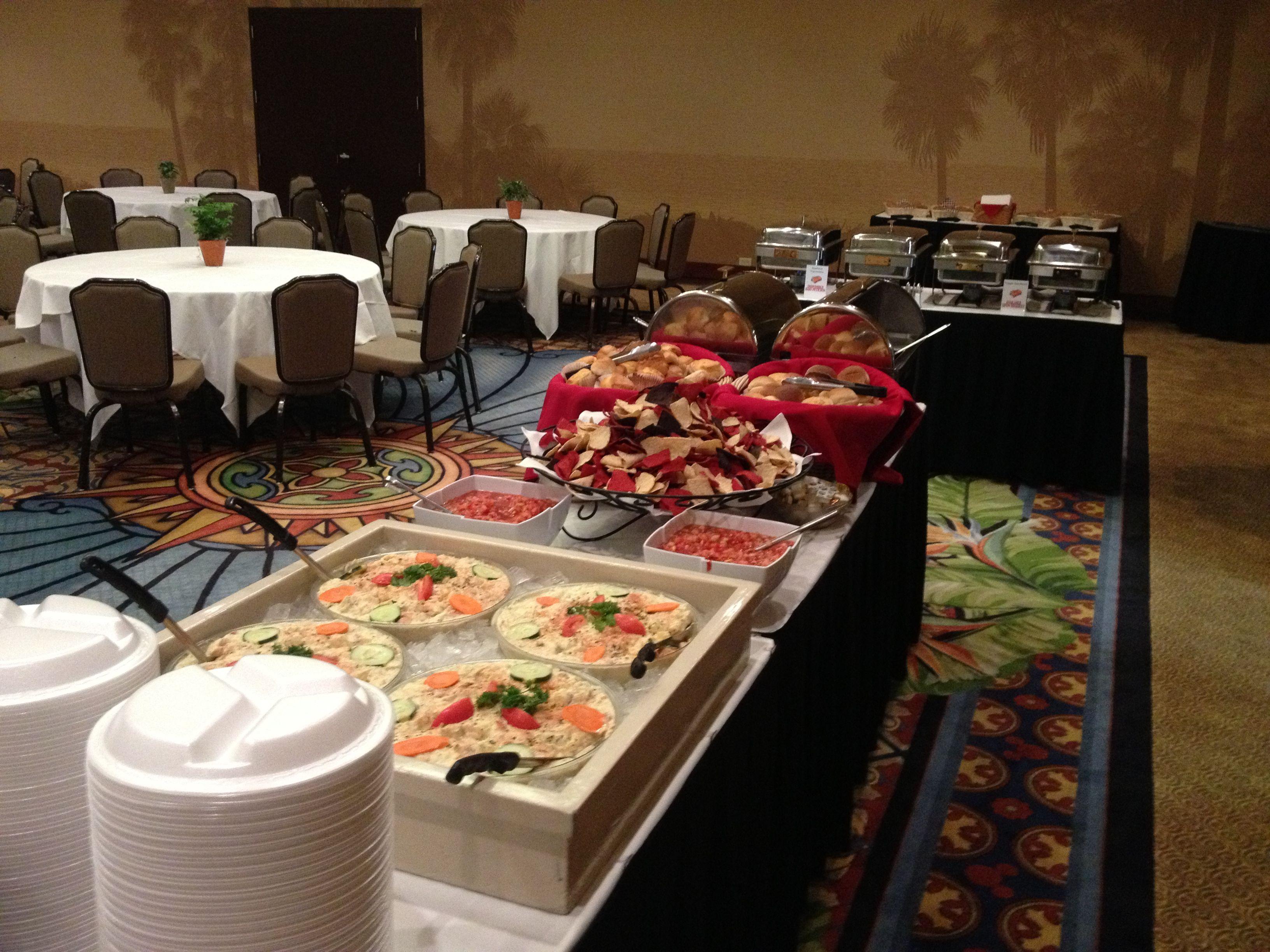 buffet service catering rh pinterest es