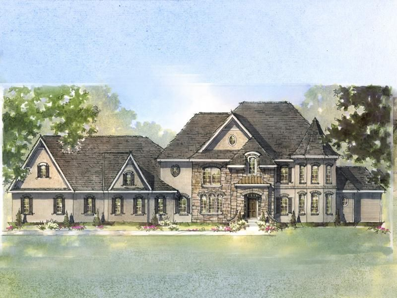 House Schumacher Homes Americau0027s largest custom home