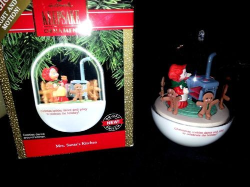 Hallmark Christmas Ornaments Ebay