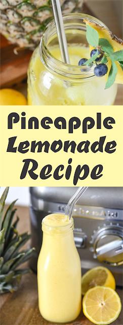 Pineapple Lemonade Recipe | Floats CO #pineapplelemonade Pineapple Lemonade Recipe | Floats CO #pineapplelemonade