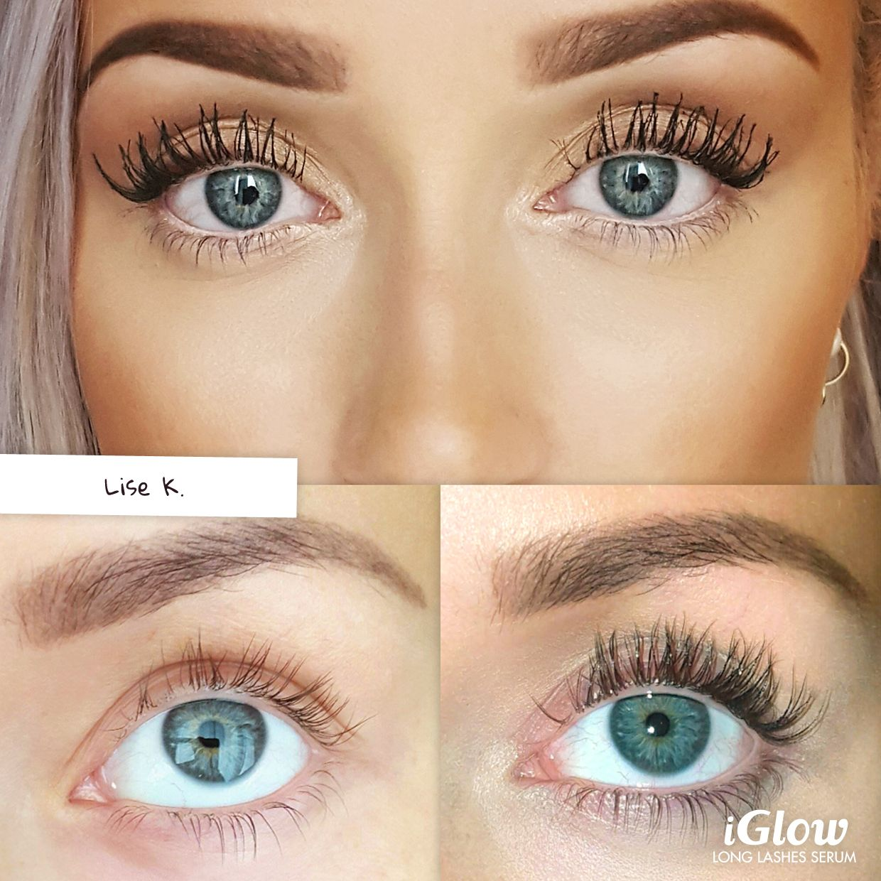 a1e70998135 Pin by Christina Buehler on Beauty | Long lashes, Lashes, Beauty