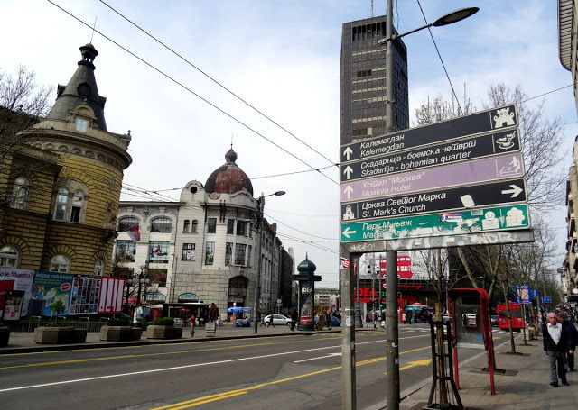 Walking Belgrade Stari Grad To Vracar Travel And Lifestyle Diaries Blog Stari Grad Belgrade Serbia