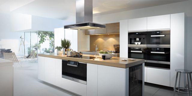 Miele Kitchen by Jorge Martinez - Architizer Architecture - miele k chen einbauger te