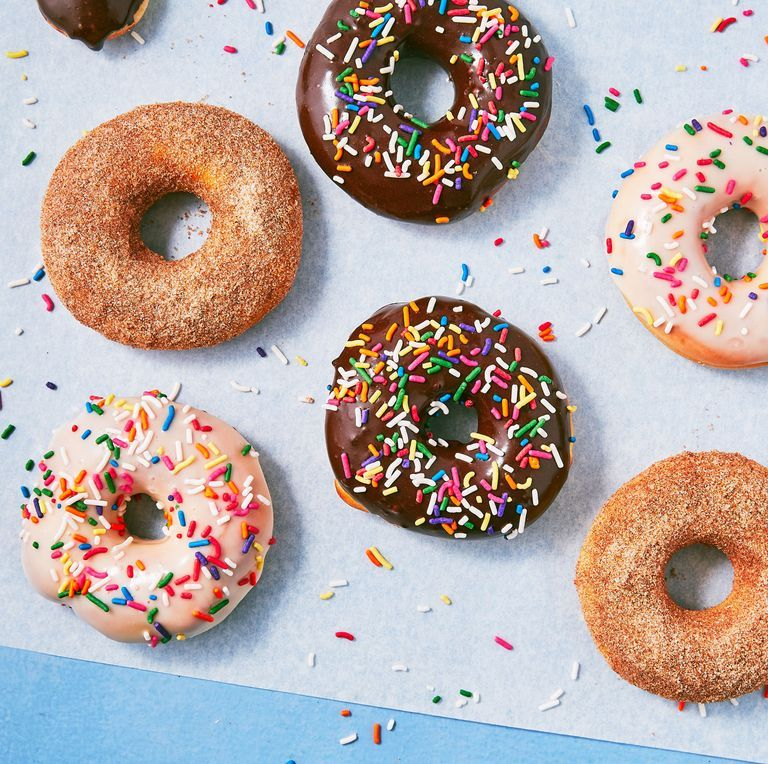 Air Fryer Glazed Doughnuts Are SO Much Better Than Baked
