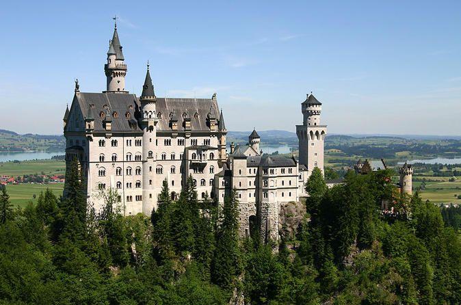 Tegelbergbahn In Fussen Germany Neuschwanstein Castle Germany Castles Beautiful Castles