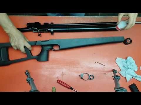 Как сделать самодельную винтовку 1000