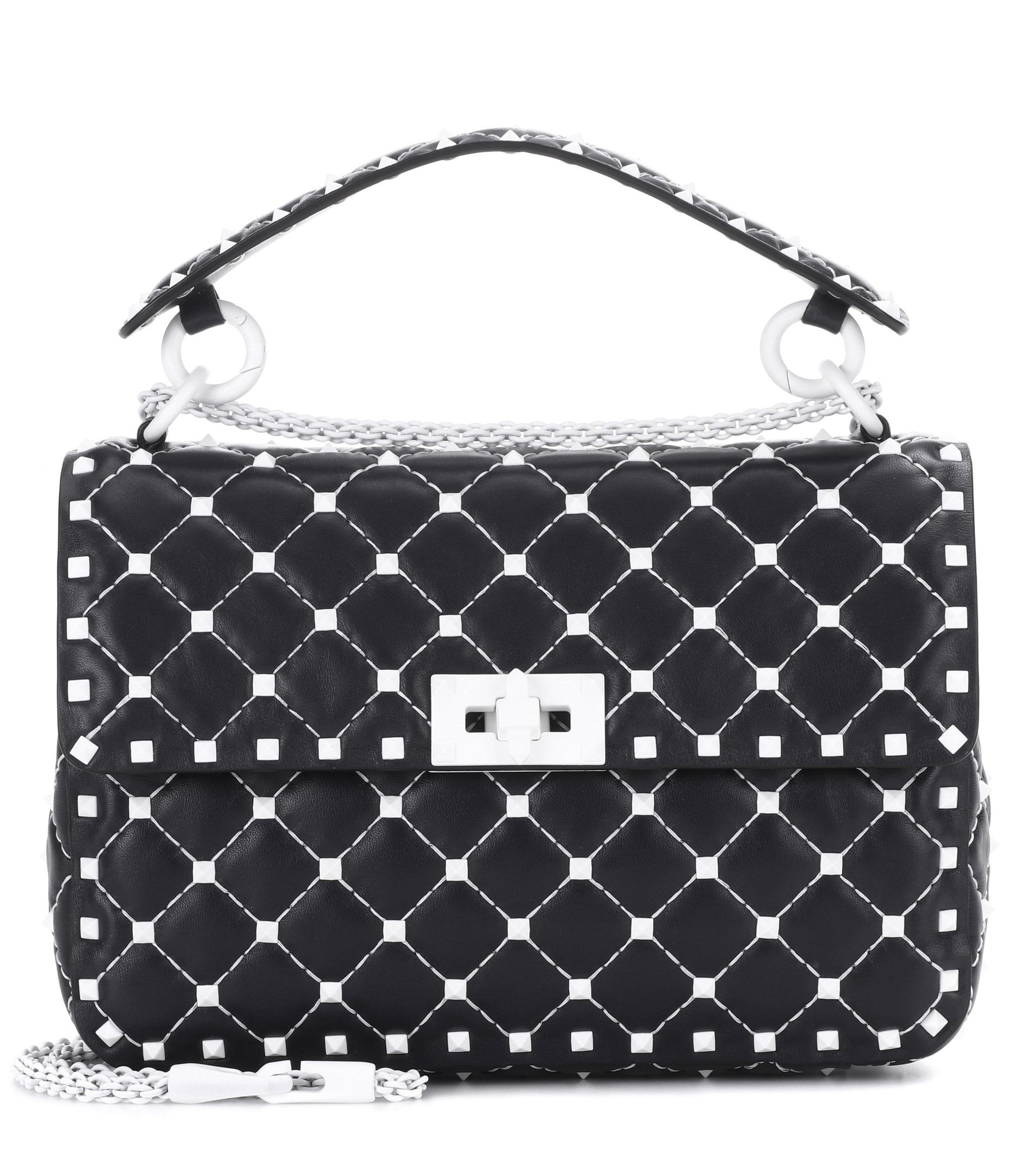 Free Rockstud small leather shoulder bag Valentino G20vAQIN
