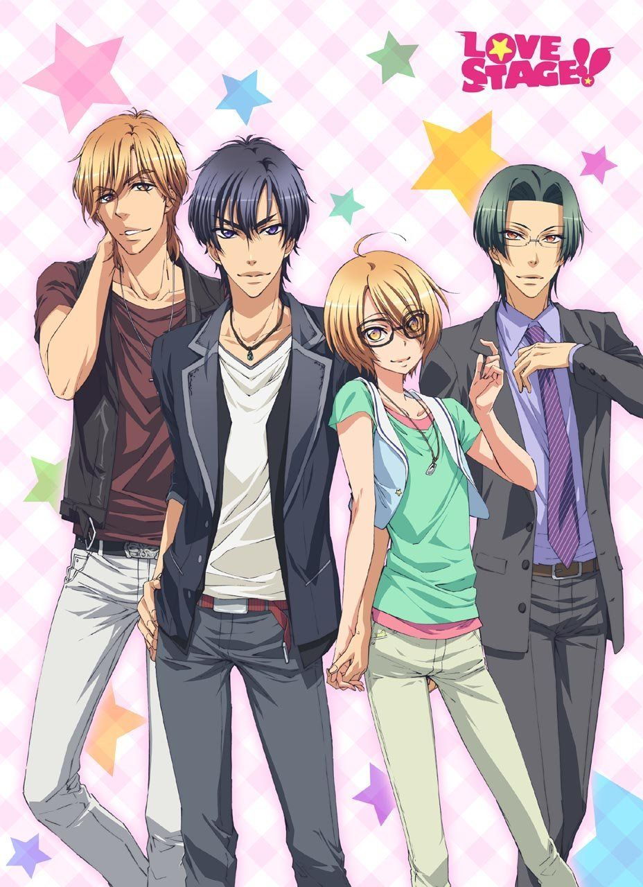Love Stage!! (Izumi Sena, Ryouma Ichijou, Rei Sagara