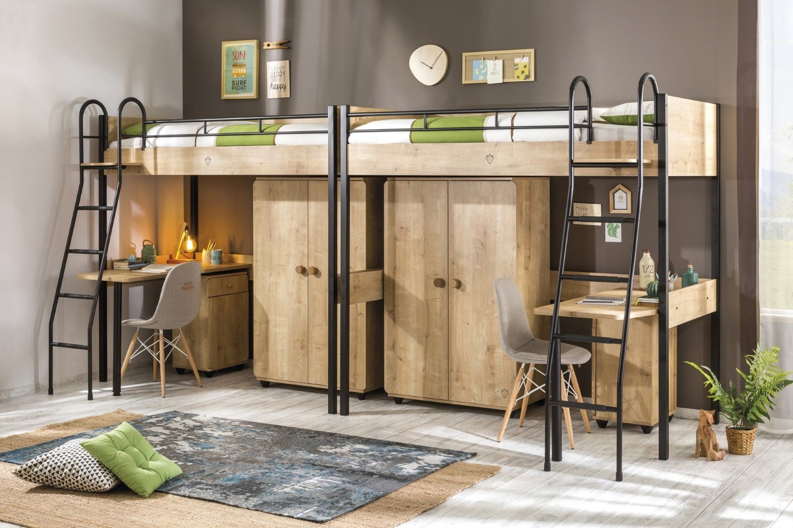 Inspiratie Kleine Kamer : Stockholm compact inspiratie kleine slaapkamer inspiratie