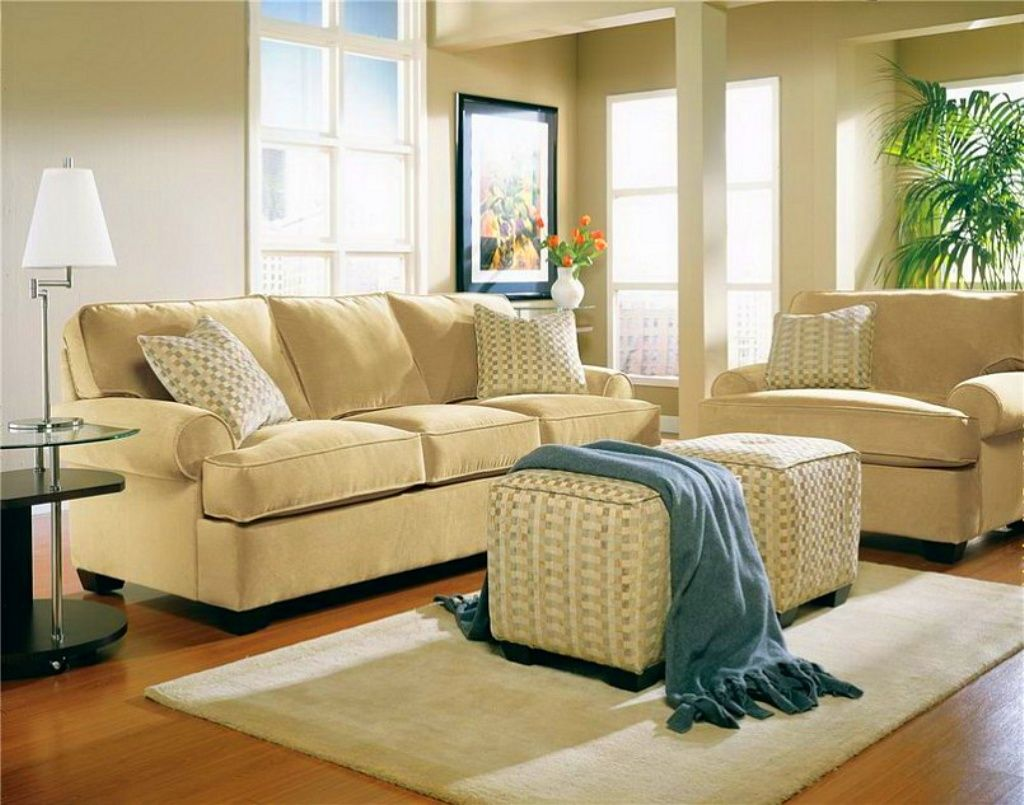The title of this image is Small Living Room Decorating Ideas. It is ...