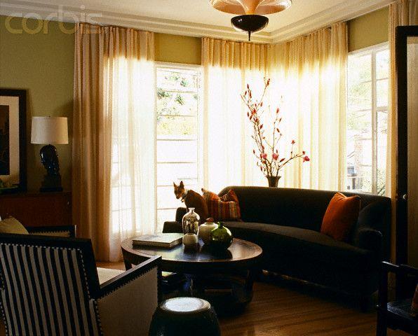 Large Corner Windows In Living Room Pretty Living Room Contemporary Living Room Design Open Living Room Design