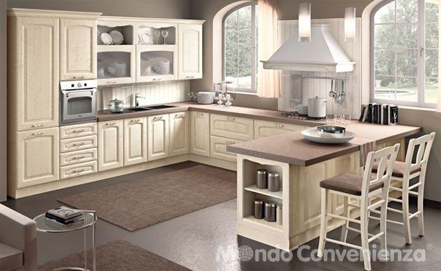 Lucrezia Cucine Classico Mondo Convenienza
