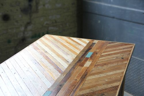 table superbe! meubles fabrication recyclage Pinterest Tables