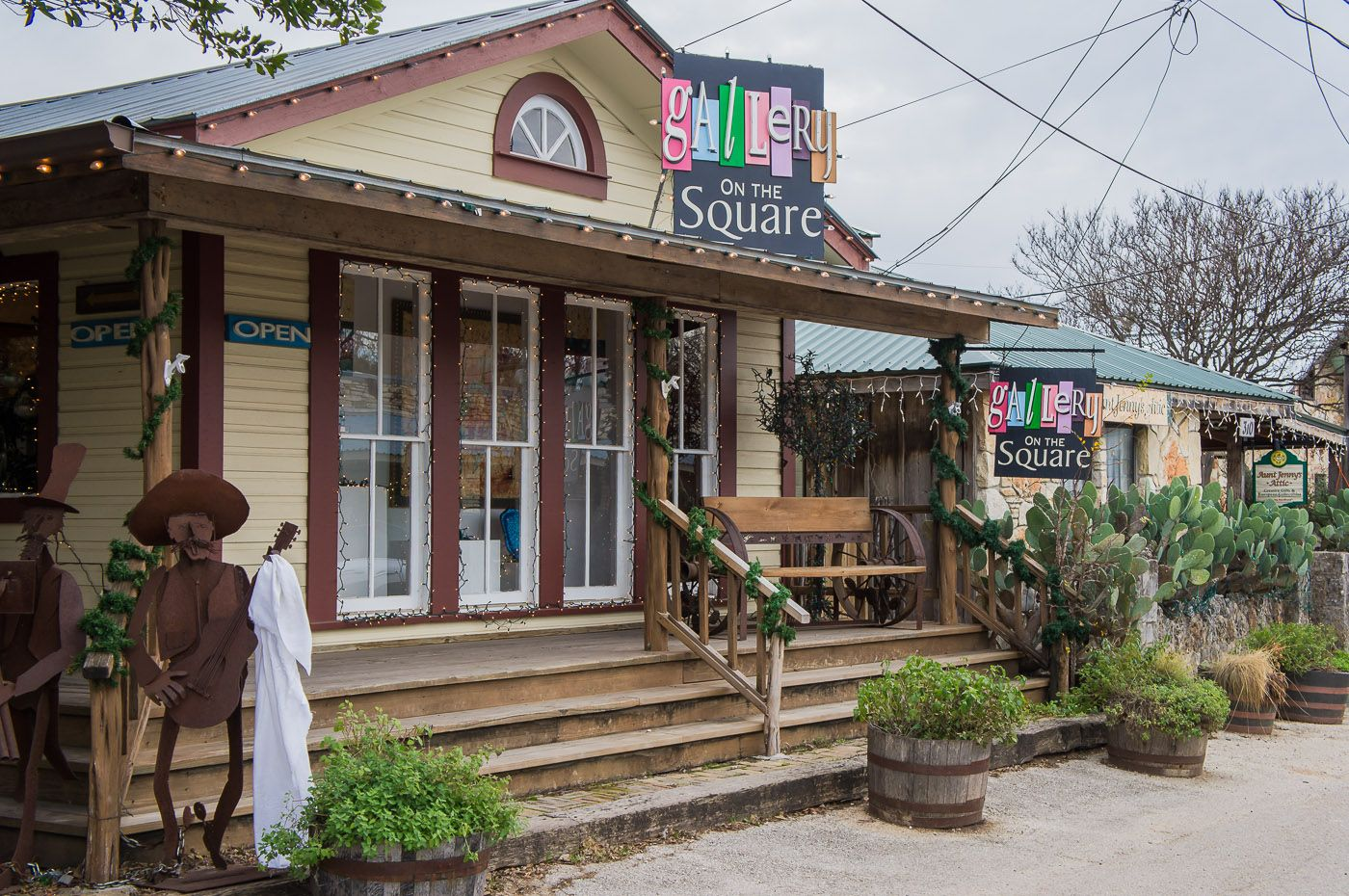 Hill Country Bed and Breakfast Things to Do Hill