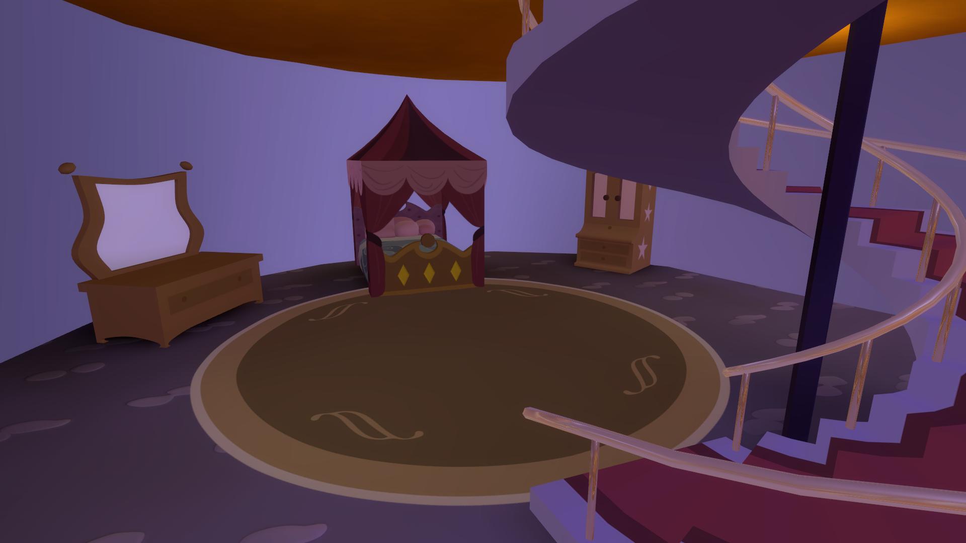 картинки фона комнаты для пони требует собранности