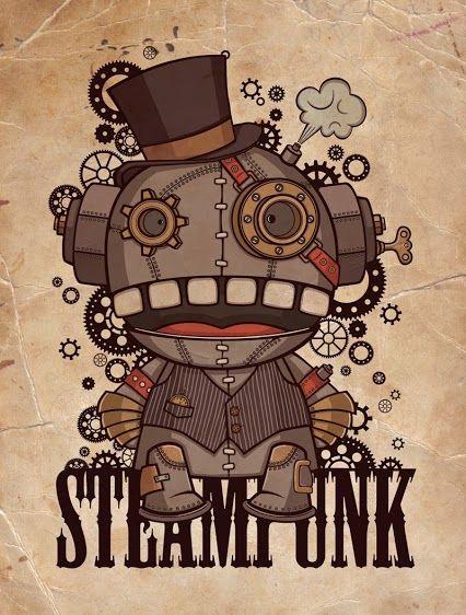 Capharnaum Steampunk