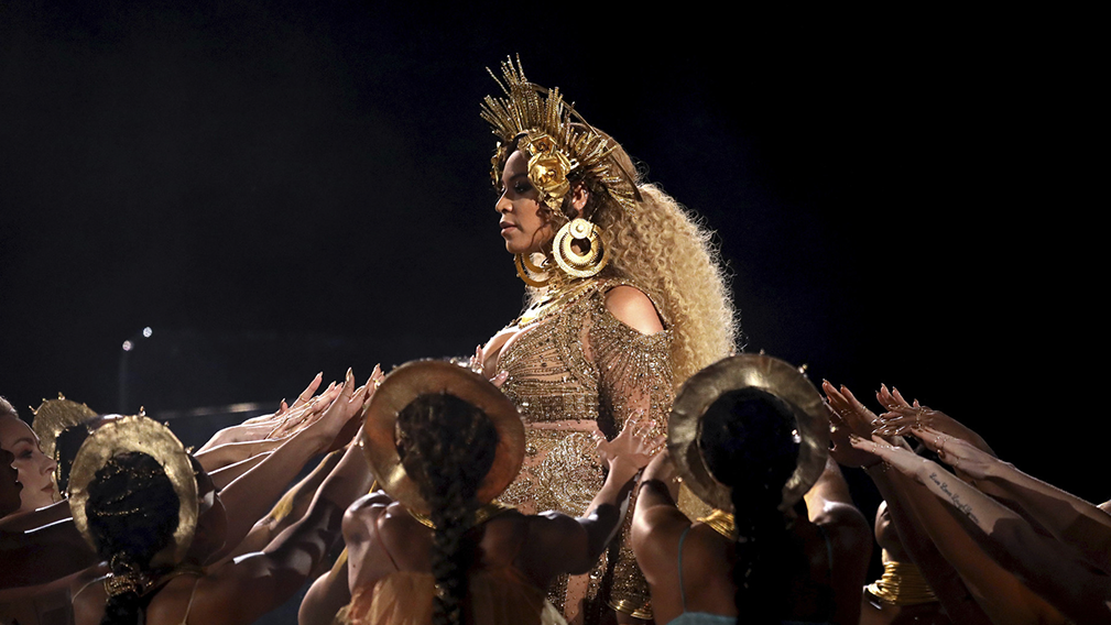 Beyoncéslays yet again — and this time, several month's pregnant. Channeling the Hindu mother goddess, Kali, Beyoncé gave us the ultimate Grammy performance in true Beyoncé fashion. In case …