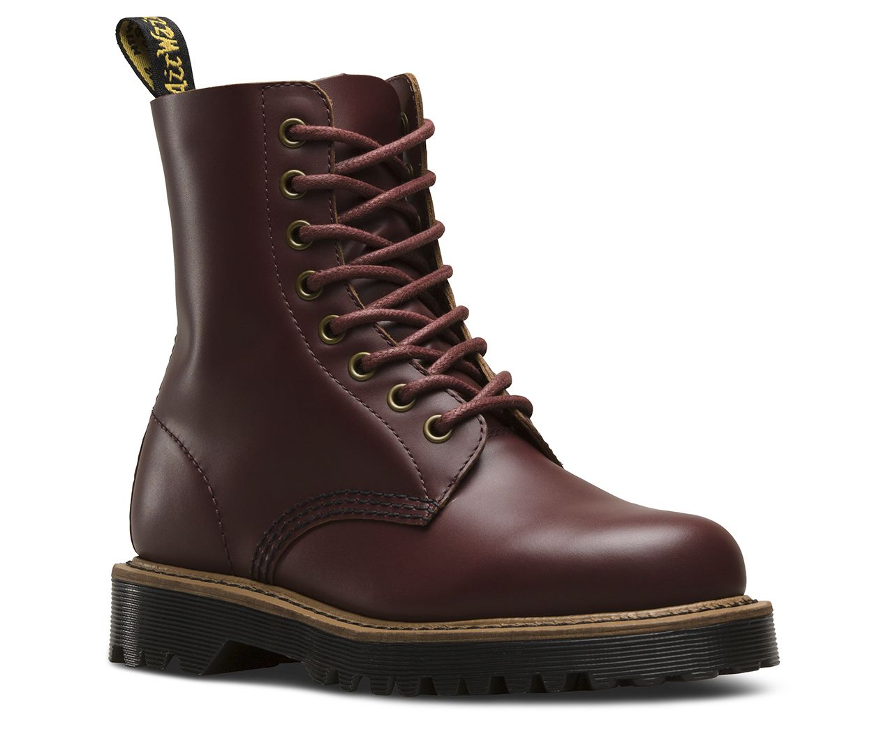 Dr martens pascal ii vintage smooth. Black Combat BootsCombat ...