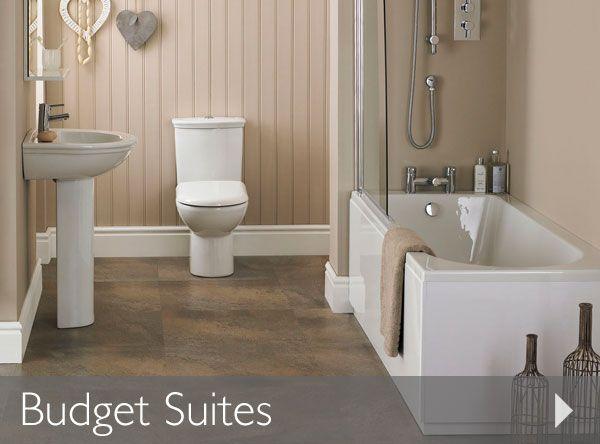cheap bathroom suites | Bathrooms | Pinterest | Cheap bathrooms ...