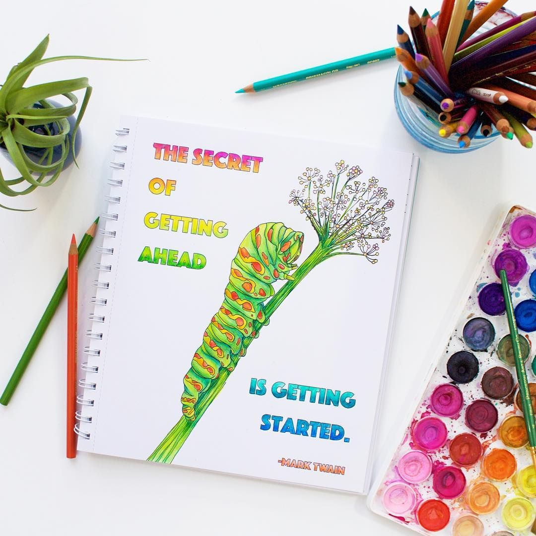 The coloring book of positivity - Natural Truths Adult Coloring Book Nature Illustrations Positive Quotes