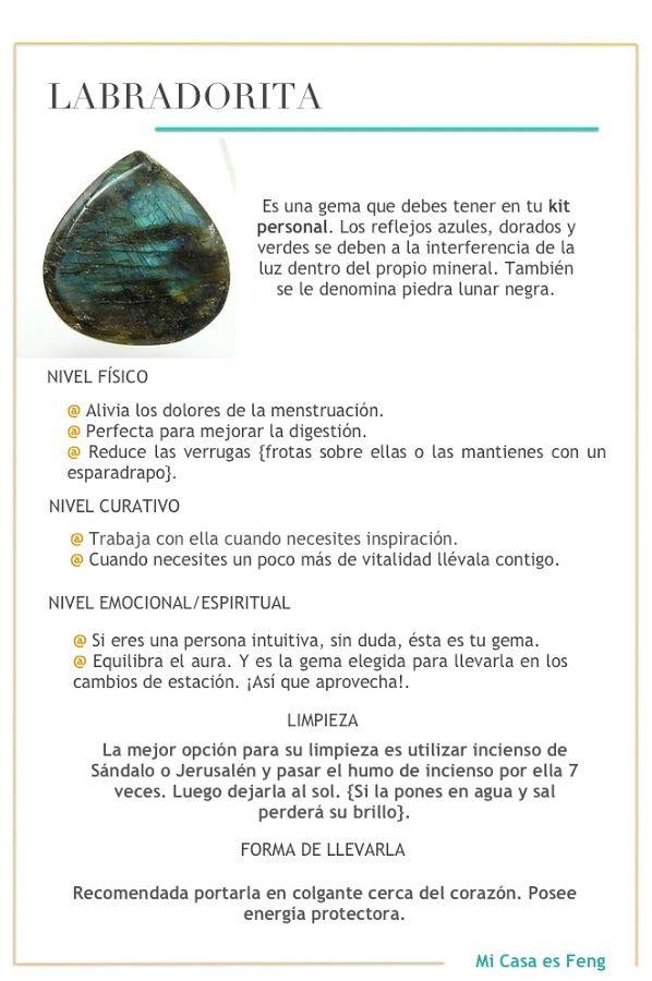 Gemas la labradorita minerals piedras significado - Propiedades piedras naturales ...