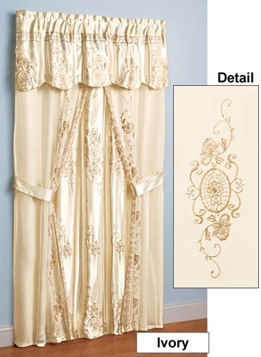 All In One Curtain Set Curtains Curtain Sets Home Furnishings