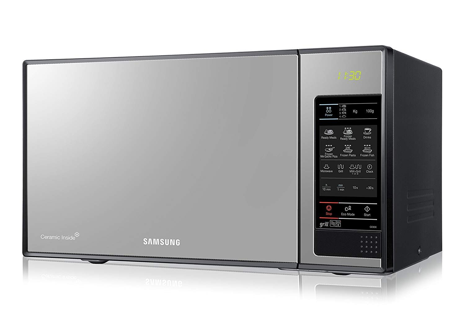 SAMSUNG MICROWAVE OVEN DIGITAL BLACK