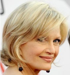 Best Haircut For Over 50 Woman With Jowls And Hooded Eyelids Google Search Modern Haircuts Bob Haircuts For Women Haircut For Older Women