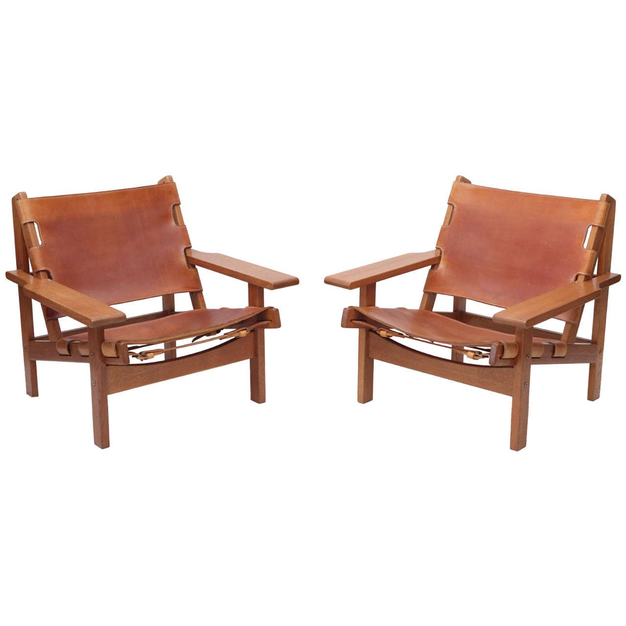Antique lounge chairs - Furniture