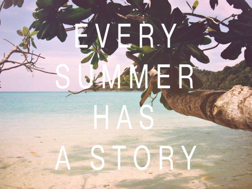 Every Summer Has A Story. #summer #beach #ocean #quote #thailand #Surin  Islands