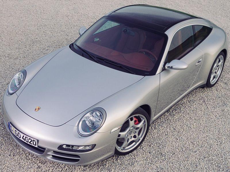 911 Porsche Targa