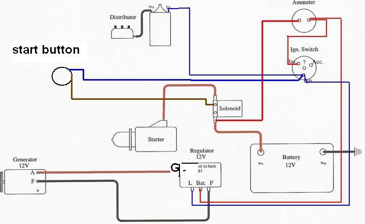 a5464 jpg (720×442) tools pinterest 12- Wire Generator Diagram  Fridge Wire Diagram Genset Wiring- Diagram Mower Wire Diagram