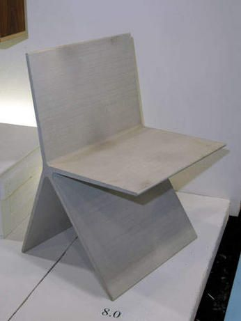 omer arbel office seating. 80 a ductile concrete chair by omer arbel office seating
