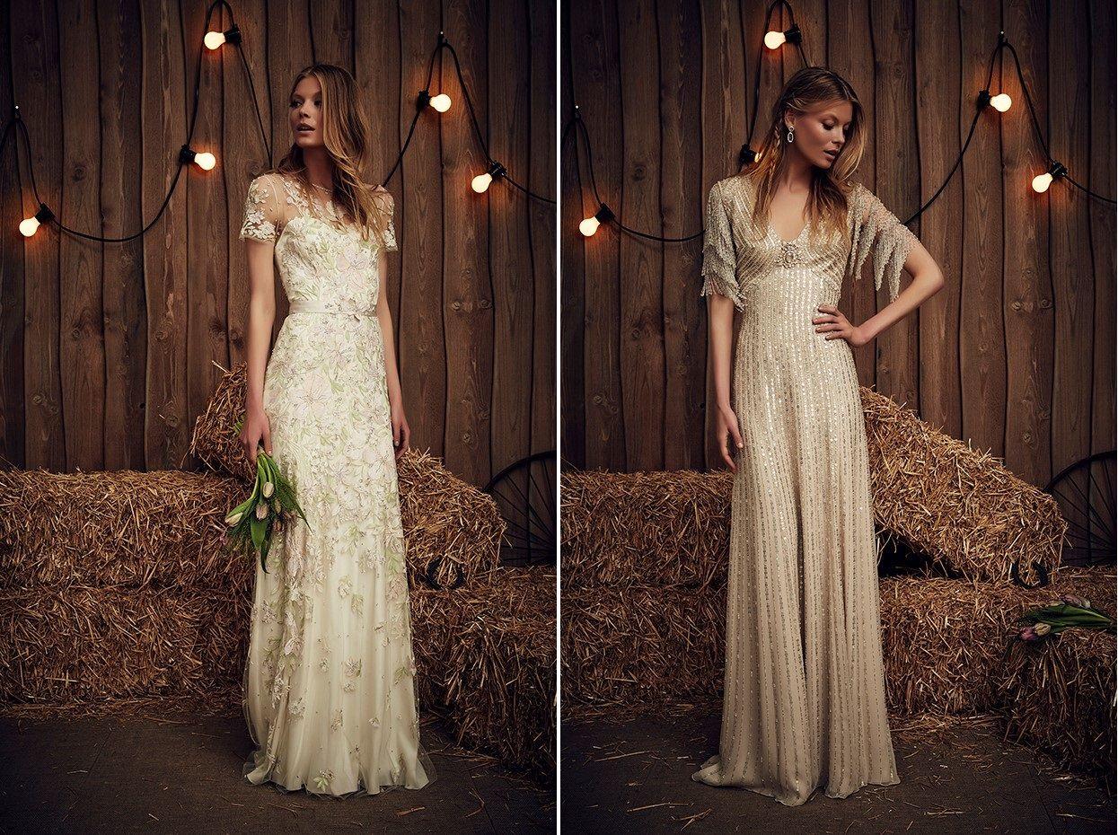 Jenny packhamus radiant spring bridal collection bridal