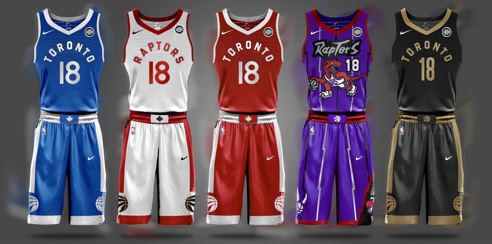 newest 2cc2d 241b4 Toronto Raptors Nike Vince Carter NBA Draft Demar Derozan ...