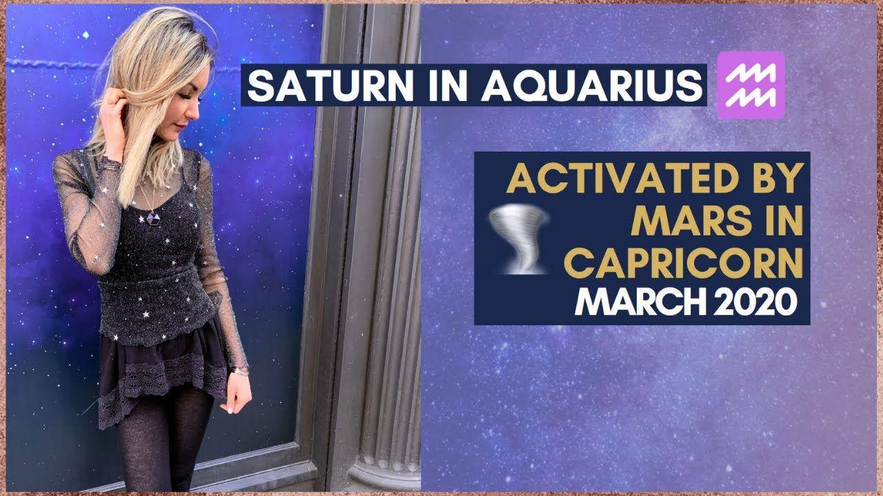 Saturn In Aquarius Saturn Return Activation By Mars In