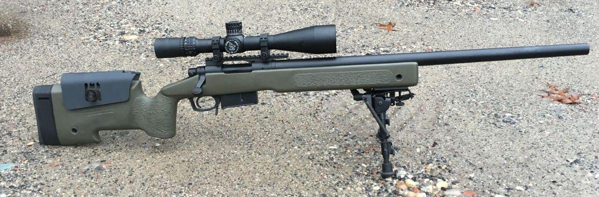 308 Winchester load development with the Sierra 175 grain