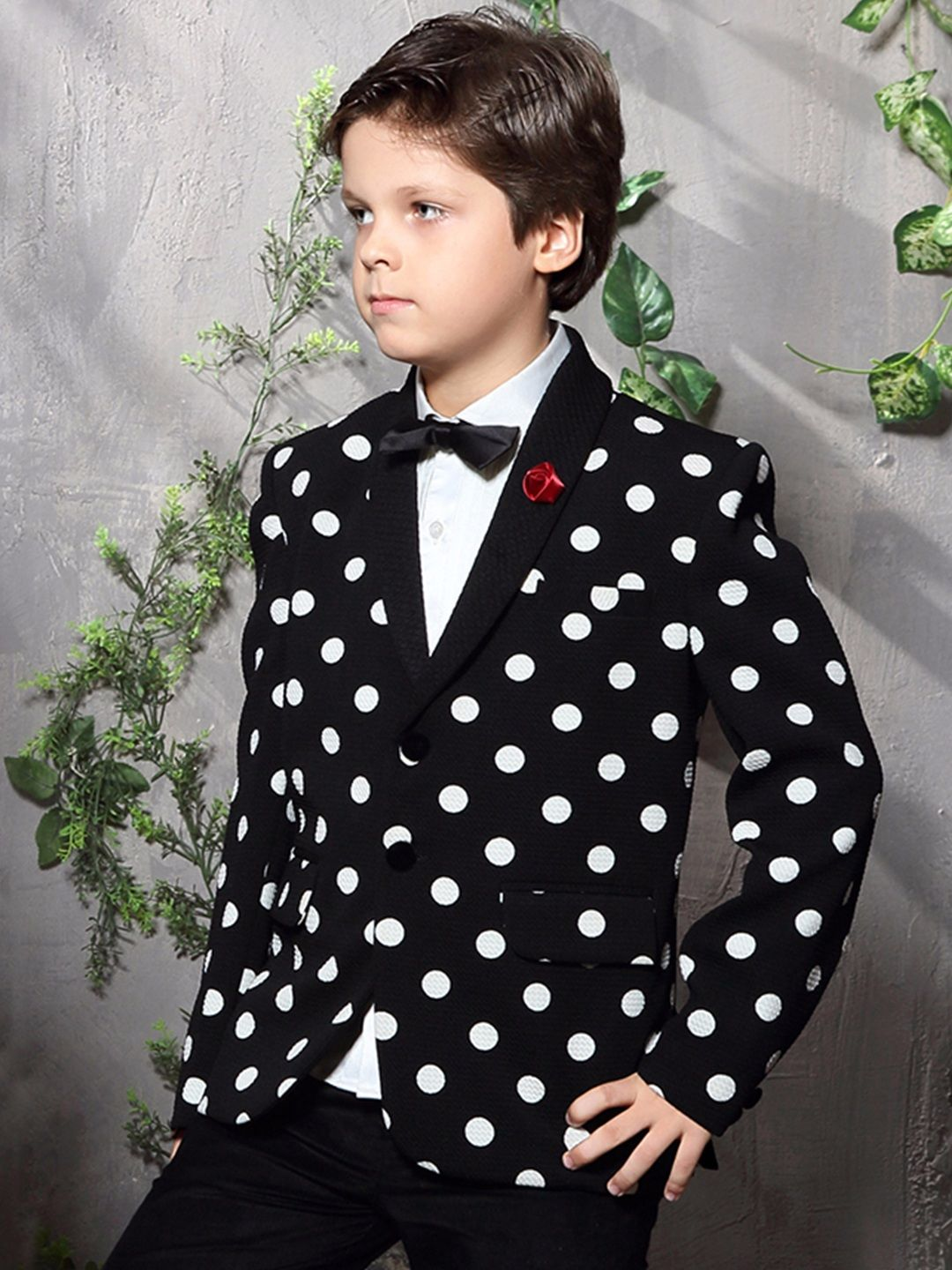 c3b20ba78 Terry Rayon Printed Black Party Wear Boys Blazer #Blazer | Kids ...