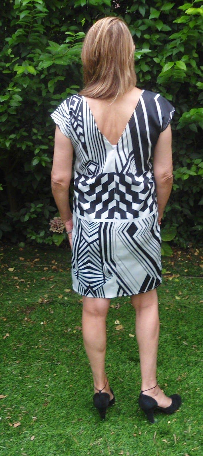 Robe facile a faire couture