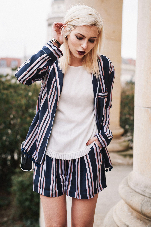 Stripes forever ♥ by Masha Sedgwick
