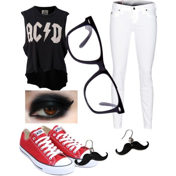 Untitled #105, created by scene-girl-foreva on Polyvore