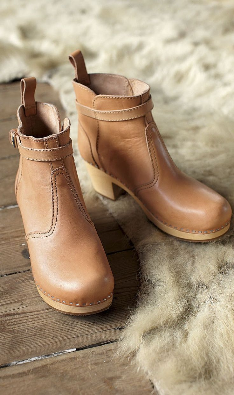 64532a31e89 Swedish Hasbeens jodhpur boots
