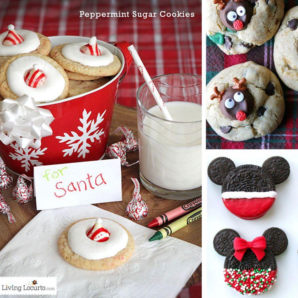 Cute Christmas Cookies Christmas Foods Pinterest Cute