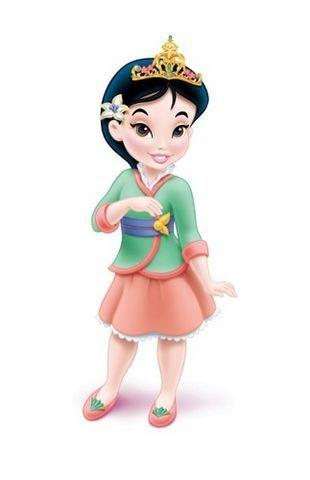 Younger Mulan