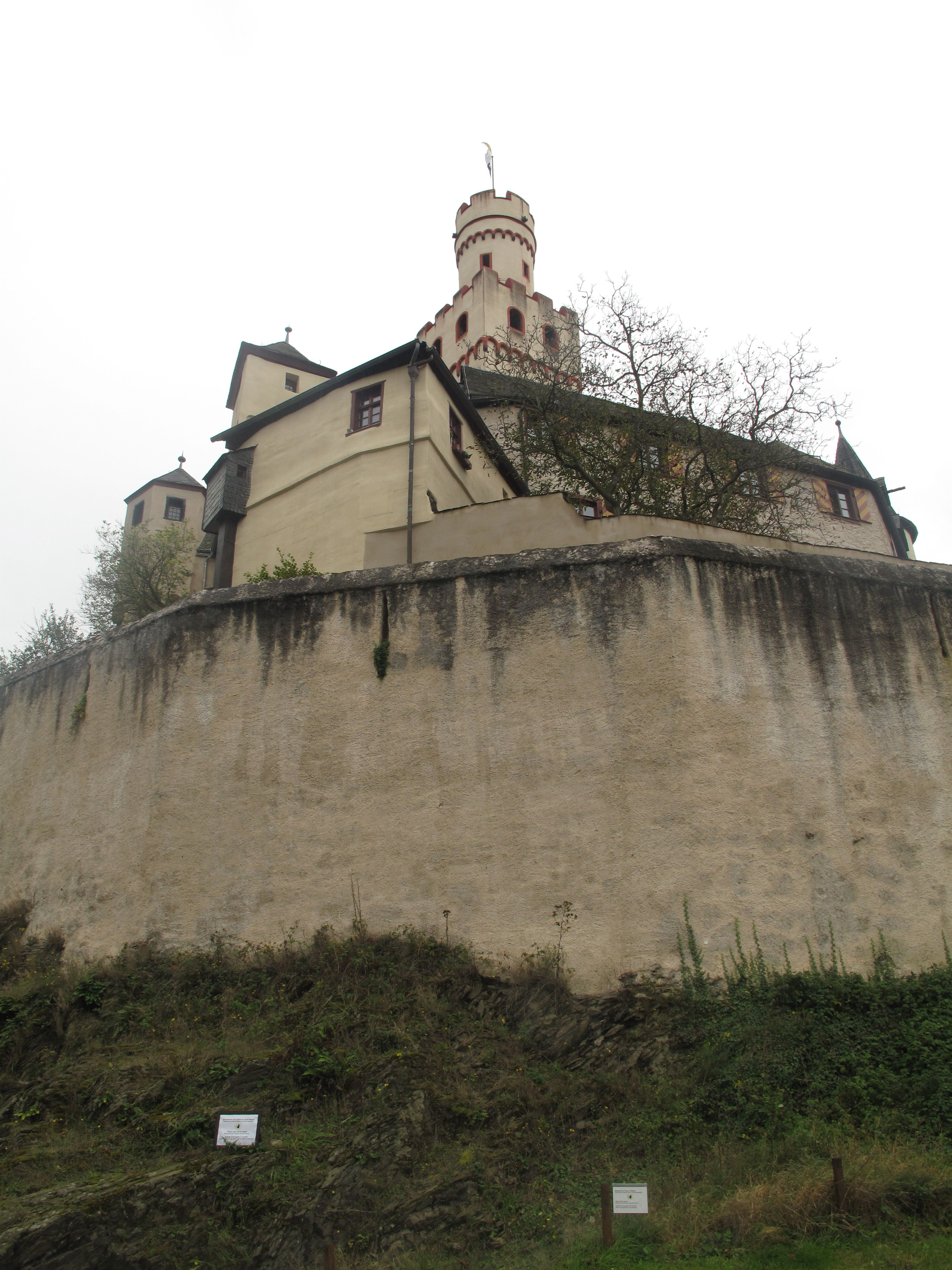 Castillo Marksburg - Alemania