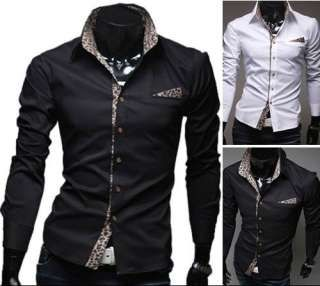 Men's Fashion Casual Shirts | Mens Shirts Sale Mens Fashion ...