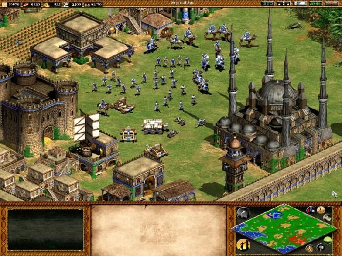 Playing With The Turks Age Of Empires Ii Videojuegos Ciudades