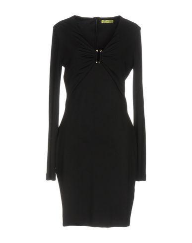 VERSACE JEANS Women's Knee-length dress Black 10 US